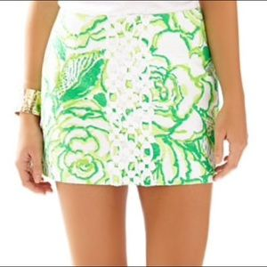 Lilly Pulitzer ⭐️ Tate Heartbreakers Skirt